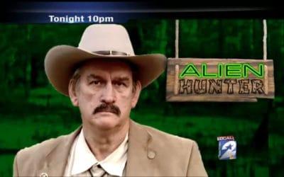 Houston's Alien Hunter in the News
