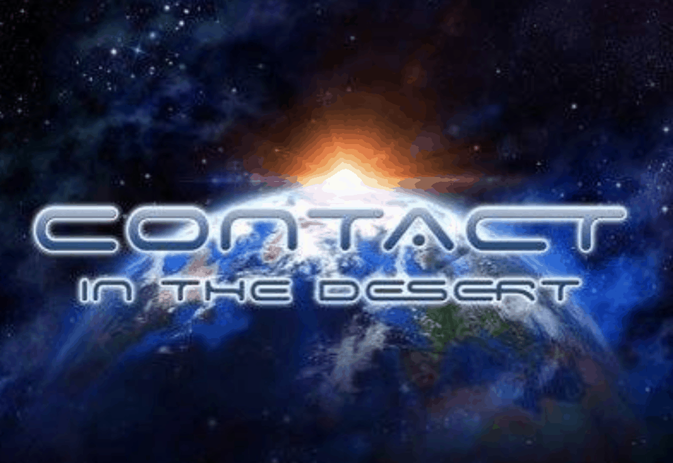 The Alien Hunter - - STS 48 observation & Contact In The Desert Panels