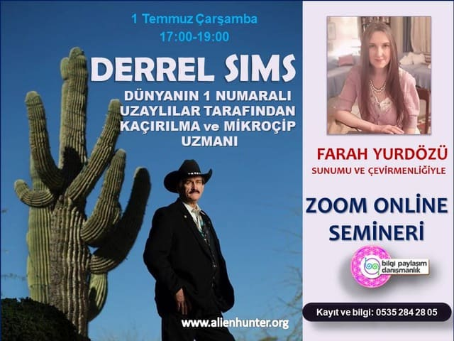 Podcast in Istanbul Turkey with the Alien Hunter