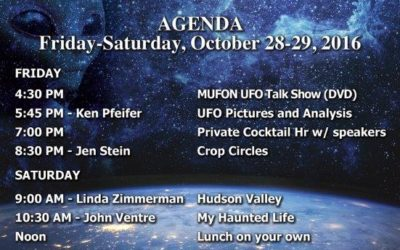 Philly UFO Conference includes the Alien Hunter