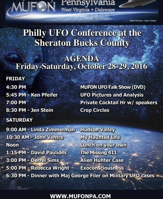 Philly UFO Conference