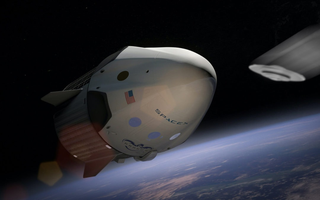 A SpaceX rocket almost collided with a UFO, this is what NASA says