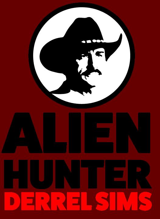 The Alien Hunter - - Promotional Graphics / Logos