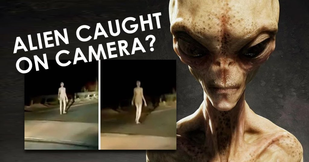 Alien caught on camera? Viral video sparks claims of ET contact 'Aliens getting closer'