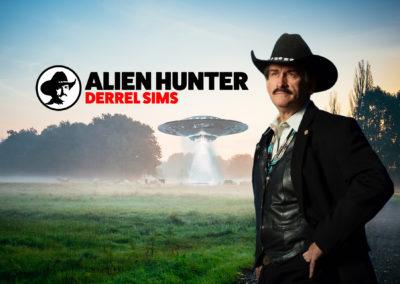 The Alien Hunter - - Contributed Artwork