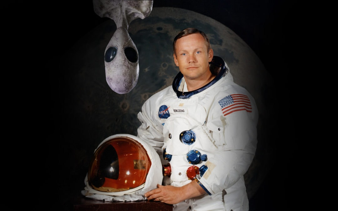 Early American Astronauts No Strangers to UFO Sightings
