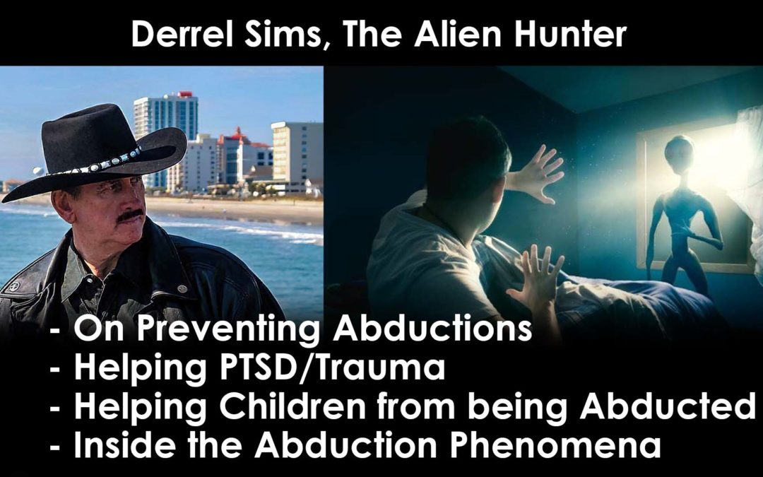 Typical Skeptic Interviews Derrel on preventing Alien Abduction, PTSD/Trauma, and Tactics